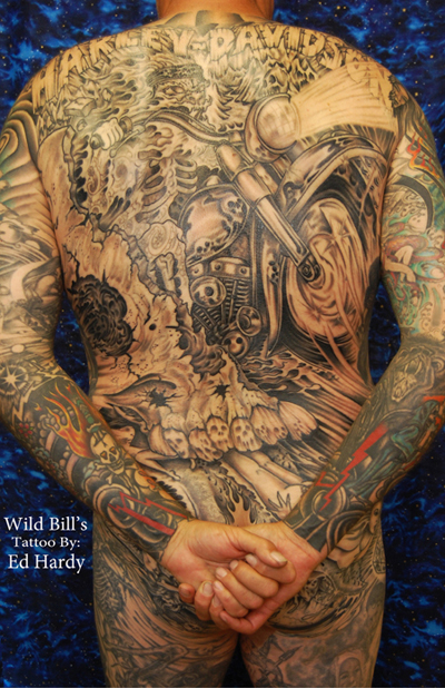 Welcome To Wild Bill S Tattoo